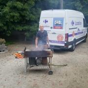 Notre cuisinier dévoué