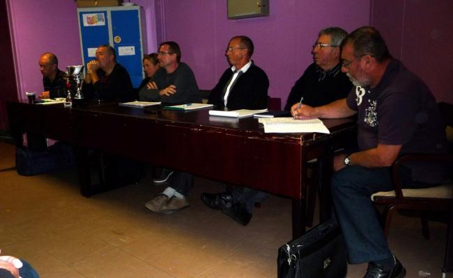Assemblée Générale Samedi 27 octobre 2012