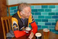 Malcolm vendredi midi au pub