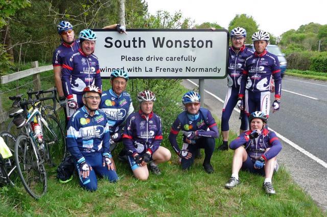 Entrée de South Wonston
