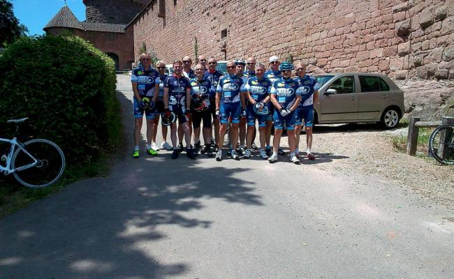 Sortie Alsace 15 juin 2014