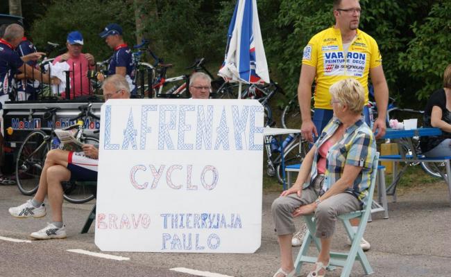 Tour de France 2012 vu par Patrick