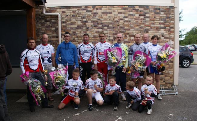 CLM La Frenaye Samedi 09 juin 2012