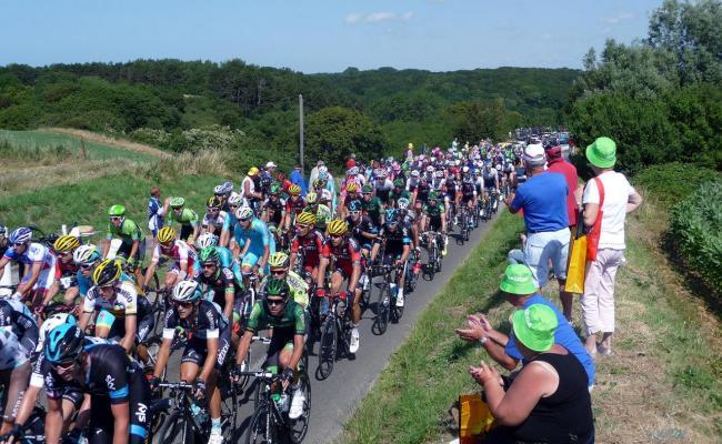 Tour de France 2015 jeudi 09 juillet 2015